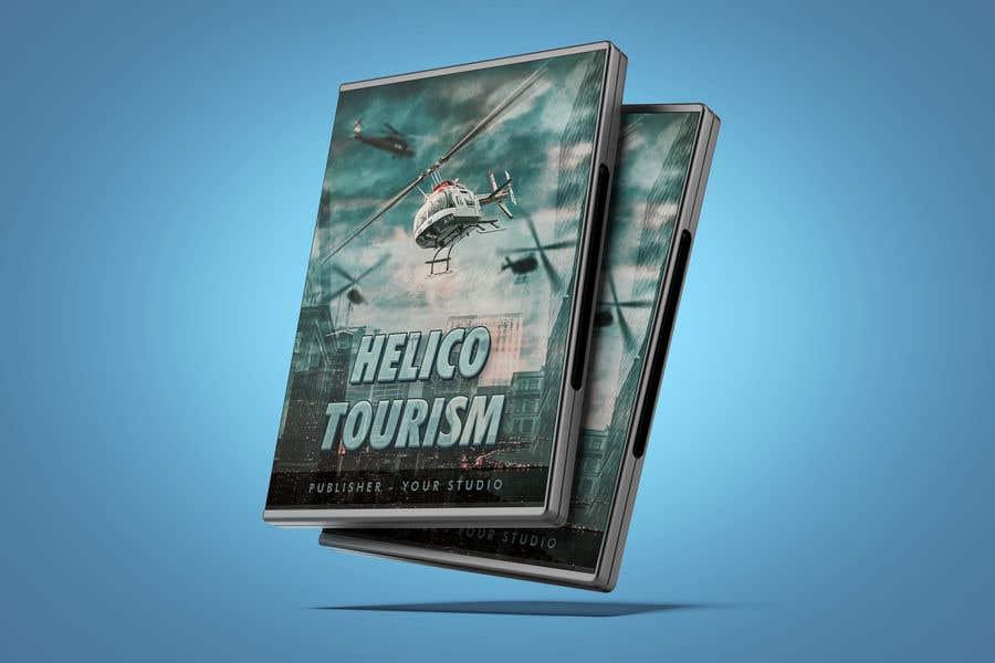 Kilpailutyö #7 kilpailussa DVD cover - Helico Tourism