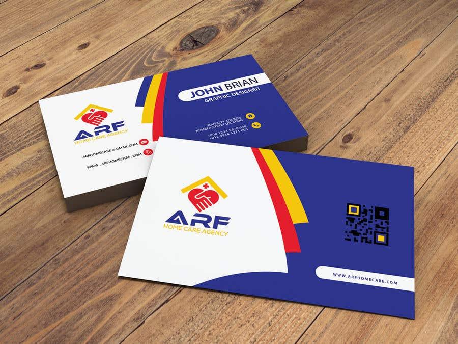 Konkurrenceindlæg #473 for Design a company business card