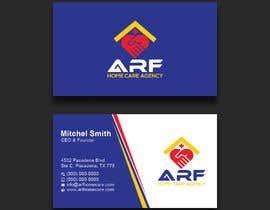 #19 for Design a company business card by patitbiswas