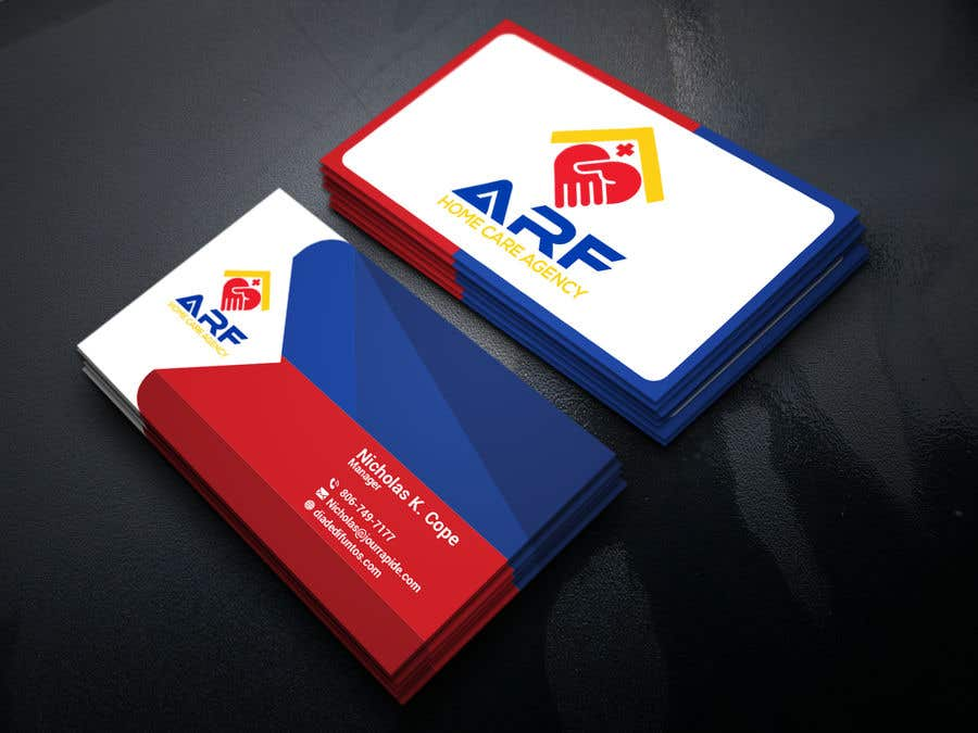 Konkurrenceindlæg #135 for Design a company business card