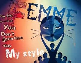 tania2008 tarafından FEMME Logo/Poster Artwork için no 21