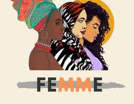 syafiqahsuhaimi tarafından FEMME Logo/Poster Artwork için no 37