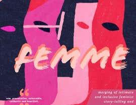 fernandezkarl tarafından FEMME Logo/Poster Artwork için no 25