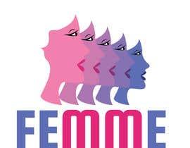 markovicnatasha tarafından FEMME Logo/Poster Artwork için no 35