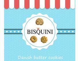 #5 cho Retro design of Danish Butter cookie in round  tin bởi AngiePavlov