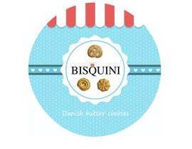 #14 untuk Retro design of Danish Butter cookie in round  tin oleh AngiePavlov