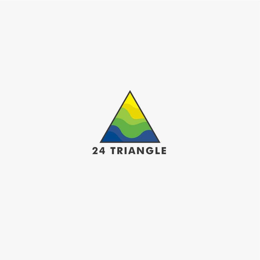 "Konkurrenceindlæg #1331 for Create a logo for ""24 Triangle"""