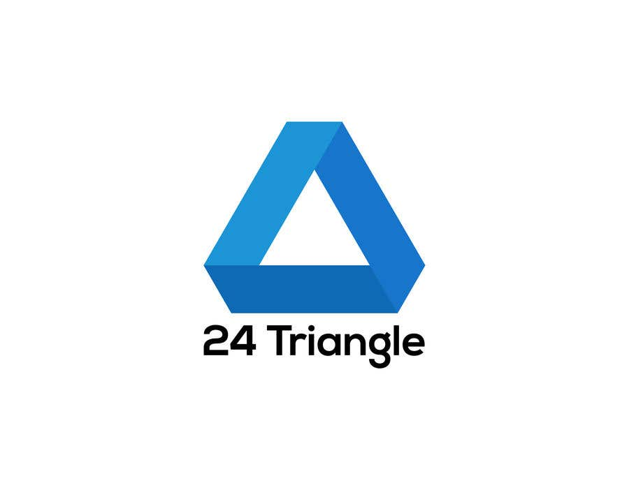 "Konkurrenceindlæg #974 for Create a logo for ""24 Triangle"""