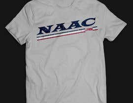 #24 for TEE SHIRT DESIGN NAAC SWIM TEAM af anikatasnim05