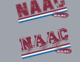 #21 for TEE SHIRT DESIGN NAAC SWIM TEAM af IrinaAlexStudio