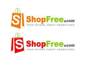 #102 cho Logo Design for ShopFree.com bởi taffy1529