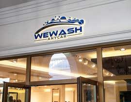 #103 for Car wash Brand identity by aktherafsana513