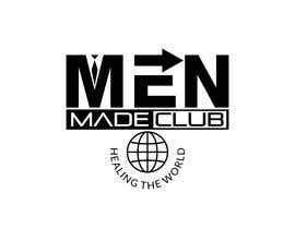 Ripon8606 tarafından Logo for a society - Men Made Club için no 69