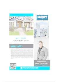 Nro 35 kilpailuun Make a Professional Real estate Brochure käyttäjältä raselcolors