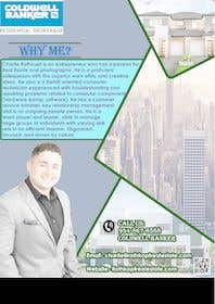 #38 para Make a Professional Real estate Brochure por Zabiralnahian