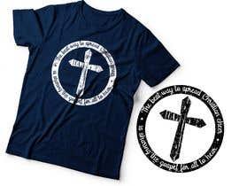 Nro 24 kilpailuun Gospel Cheer Tee Shirt design käyttäjältä hasembd