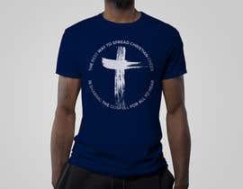 #13 for Gospel Cheer Tee Shirt design by estorak