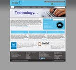 Graphic Design Inscrição do Concurso Nº2 para Website Design for activIT systems