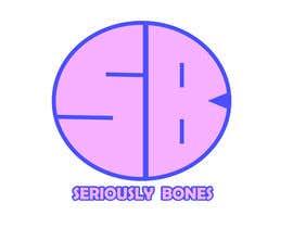 #41 for Seriously Bones Logo af psasi1