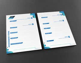 #11 for Design assessment form by designerxox