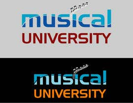 nº 28 pour Logo Design for Musical University par alamin1973