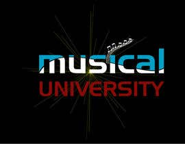 #29 for Logo Design for Musical University by alamin1973