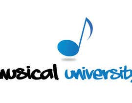 nº 41 pour Logo Design for Musical University par rsc17smart