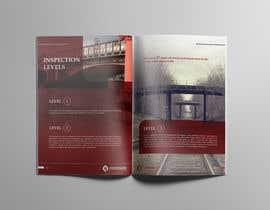 #44 untuk Design company brochure oleh tramezzani