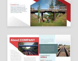 #51 untuk Design company brochure oleh Hasan628