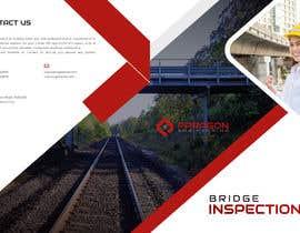 #26 untuk Design company brochure oleh GalusStudio