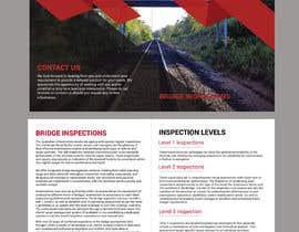 #40 untuk Design company brochure oleh amasuma412