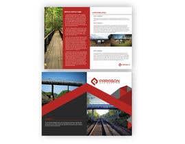 #38 untuk Design company brochure oleh pipra99