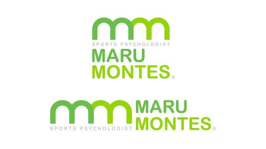 Participación en el concurso Nro.213 para Logo design for a sports psychologist / Diseño de logotipo para una psicóloga deportiva