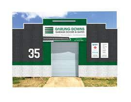#72 untuk Building Signage / Shop Front Design oleh DesignTed