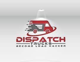 Nro 366 kilpailuun Dispatch Trucks Logo Design käyttäjältä TaylorMA