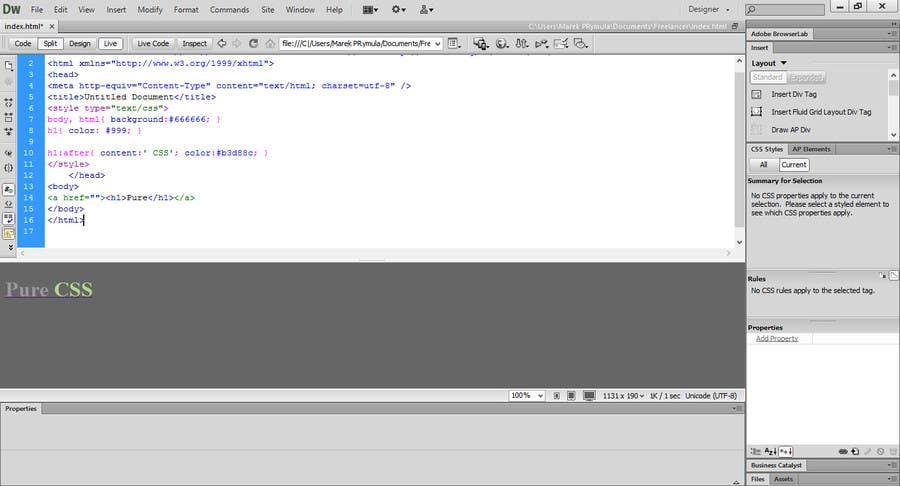 Penyertaan Peraduan #                                        18                                      untuk                                         Squarespace CSS simple code fix