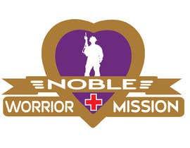 #71 untuk Design a Logo for The Noble Warrior Mission oleh RishiKhan