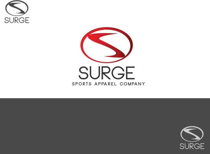 Bài tham dự cuộc thi #                                        22                                      cho                                         Logo Design for sports apparel company