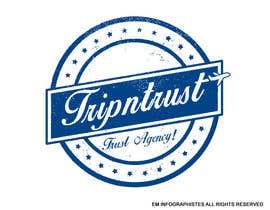 nº 34 pour Création d'un logo pour un label de voyage par EMinfographistes