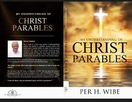 #58 for Christ Book Cover by natspearldesign