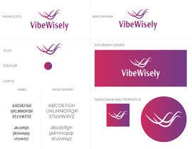 #150 for Logo for VibeWisely by Kamran000
