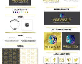 #226 cho Logo for VibeWisely bởi soffis