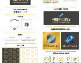 #229 cho Logo for VibeWisely bởi soffis