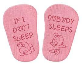 nº 22 pour Amazing Baby Socks Design Contest par satishandsurabhi