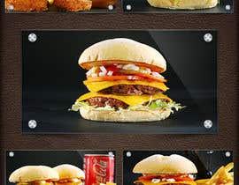 #12 cho Design an Advertisement for a Burger Restaurant bởi IvilinaGavazova