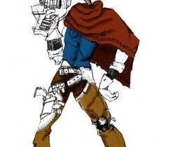 #5 untuk Character design oleh AmparoJMC