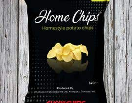 #84 for Potato Chip Bag Label Needed! by Cleanlogos