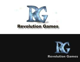nº 14 pour Logo Design for Revolution Games par triutami