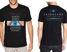 #35 for Tshirt design for LASIK surgeon af FaridKhan039