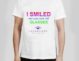 #45 for Tshirt design for LASIK surgeon af Kalluto
